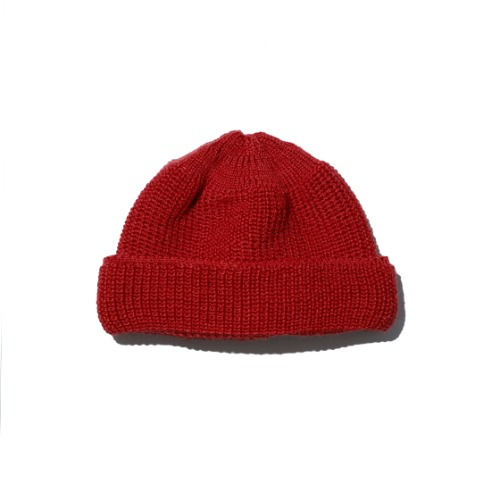 [Heimat] Deck Hat (Safety Red)