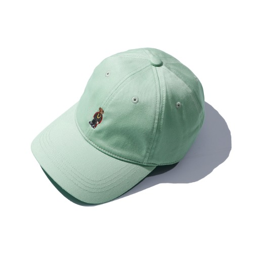 [INFIELDER DESIGN] Rap Bear Cap (Mint)