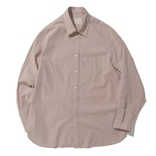 [POTTERY] Comfort Shirt (Dusty Pink)