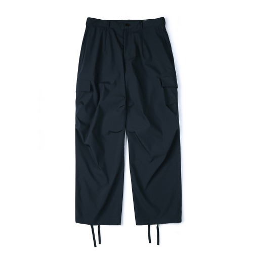 [SHIRTER] Solotex Field Pants (Navy)