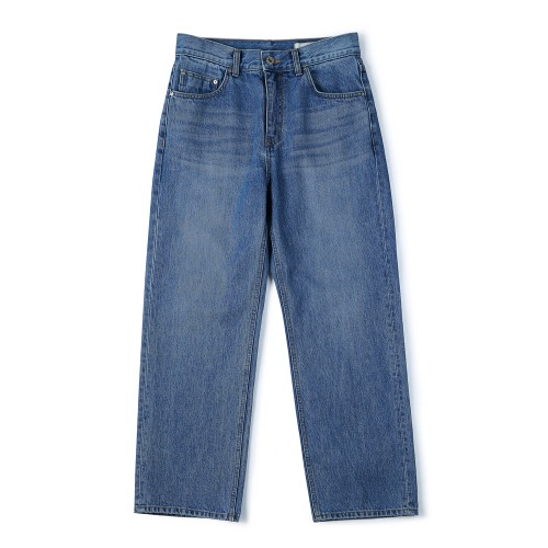 [SHIRTER] Second Edition Denim Pants (Light Blue)