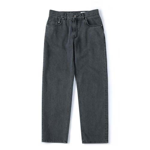 [SHIRTER] First Edition Denim Pants (Dark Grey)
