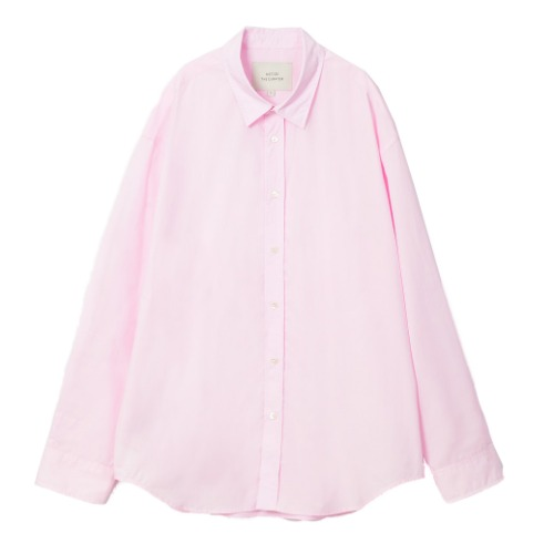 [MATISSE THE CURATOR] Collector Shirts (Pink)