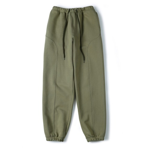 [SHIRTER] Heavy Weight Sweat Pants (Khaki)