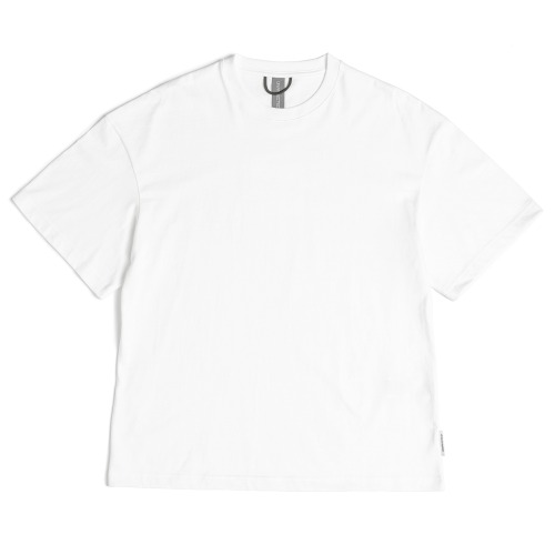 [UNAFFECTED] Logo Patch T-Shirt (Off White)