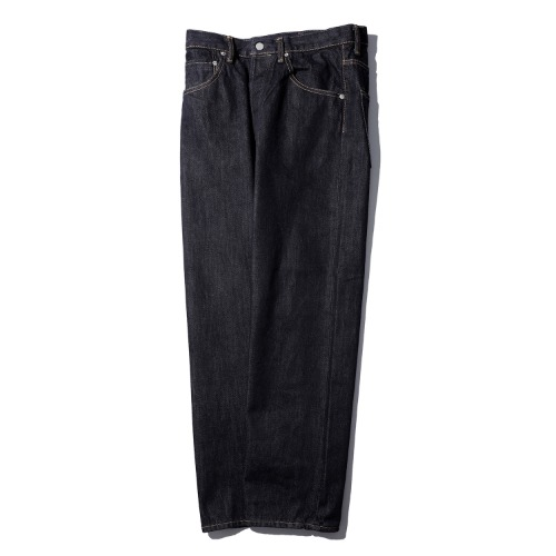 [HATSKI] Straight Denim Pants (One Wash)