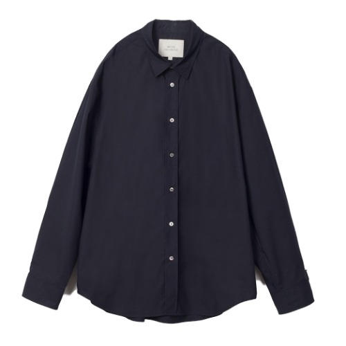 [MATISSE THE CURATOR] Collector Shirts (Navy)