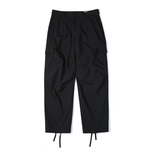 [SHIRTER] Solotex Field Pants (Black)