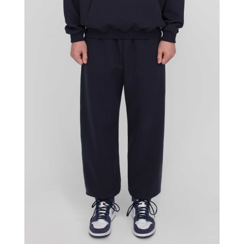 [MATISSE THE CURATOR] One-Mile Sweatpants (Navy)