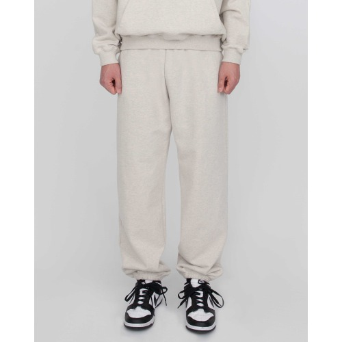 [MATISSE THE CURATOR] One-Mile Sweatpants (Oatmeal)