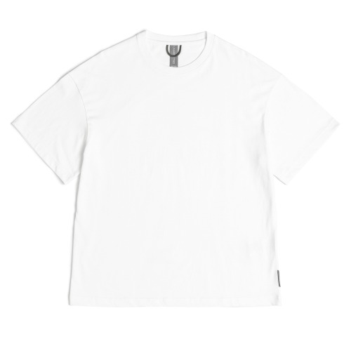[UNAFFECTED] Logo Label T-Shirt (Off White)