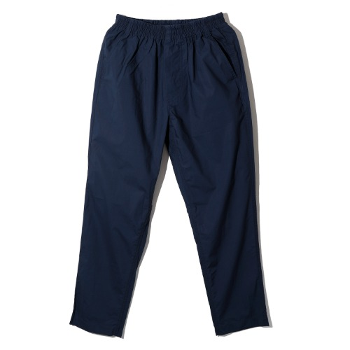 [DOCUMENT] Typewriter Fabric Pajama Pants (Navy)