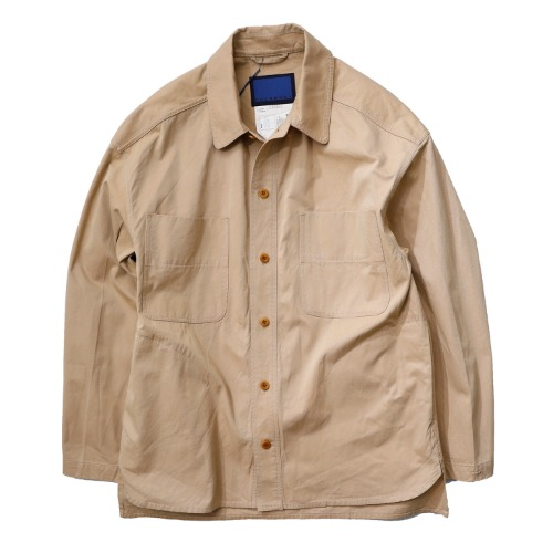 [DOCUMENT] Chambray Cotton Shirting Jacket