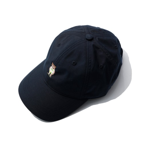 [INFIELDER DESIGN] Cat Cap (Navy)