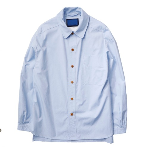 [DOCUMENT] Oxford Chambray Set Up Shirt