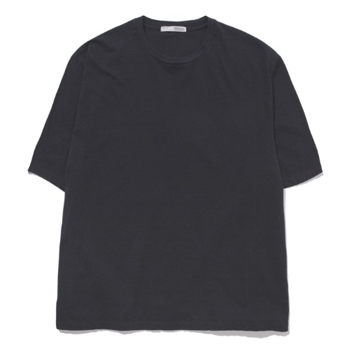 [POTTERY] Short Sleeve Basic T-Shirt (Charcoal)